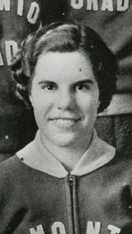 Hall of Famer SOPHIE BROWN DRAKE